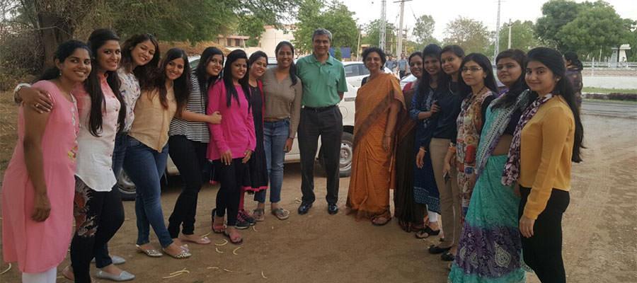 IIM MDP - women entrepreneurship program at Udaipur