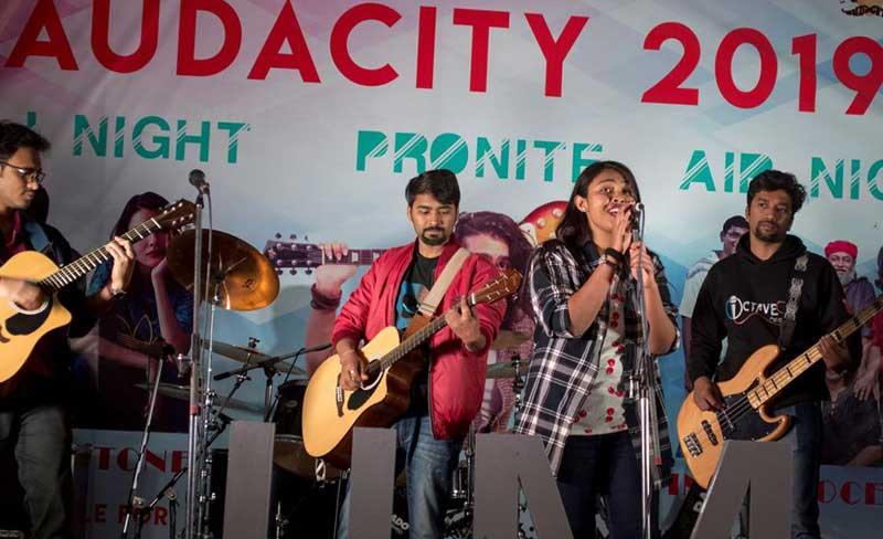 Audacity IIMU's Cultural Fest 2019
