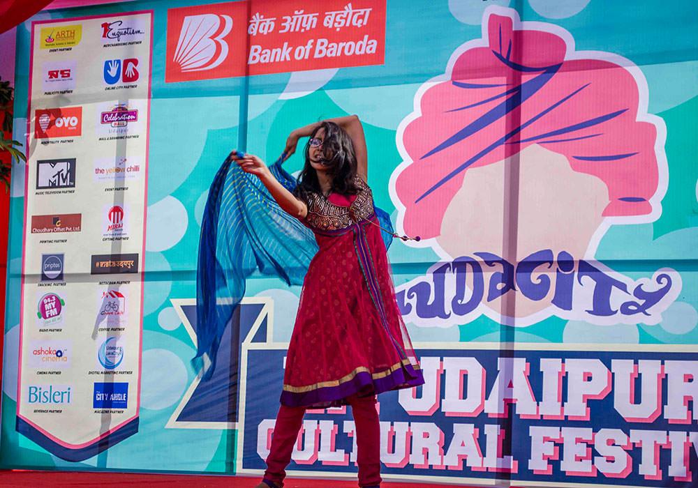 Audacity - IIMU's Cultural Festival - January 30th and 31st, 2016
