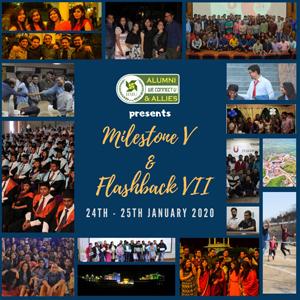 Flashback VII and Milestone V 2020