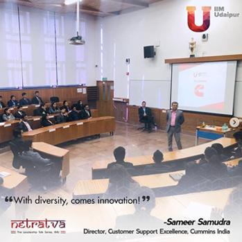 Netratva - Cummins India
