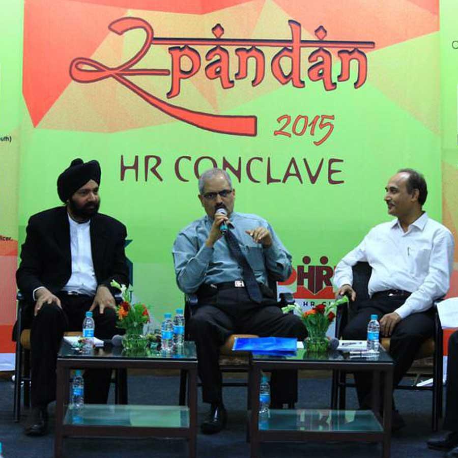 Spandan 2015 - 3rd HR Conclave of IIM Udaipur