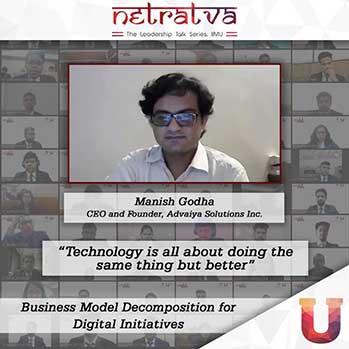Netratva – Advaiya Solutions Inc.