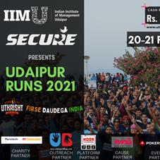 Utkrisht - Udaipur Runs 2021