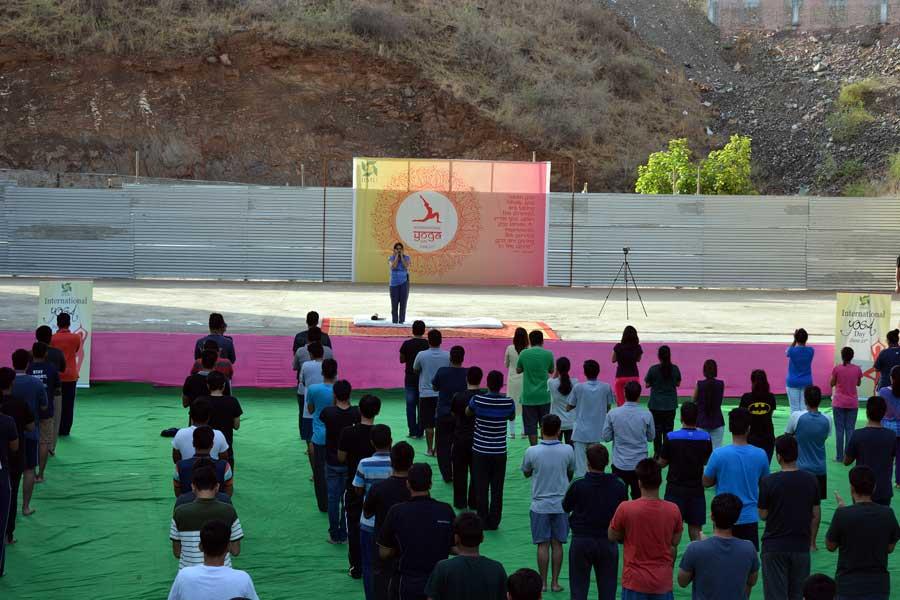 3rd International Yoga Day