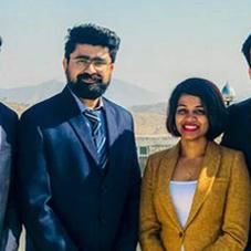 IIMU Becomes National Finalists in Global Management Challenge